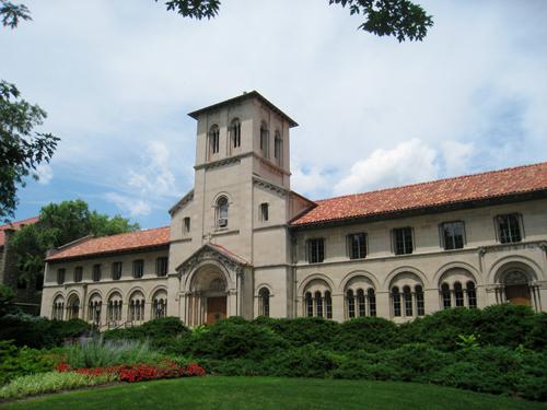 Oberlin College Best INTJ School