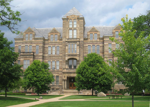 Case Western Reserve University Best INTJ School