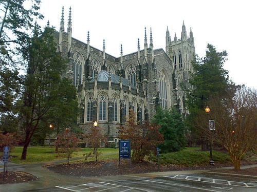 Duke University Best INTJ School