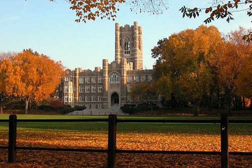 Fordham University Best INTP Schools