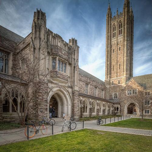 Princeton University Best INTP Schools