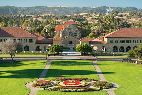 Stanford University Best ENTJ School