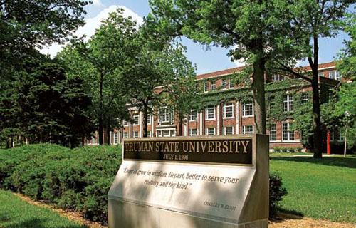 Truman State University Best INTJ School