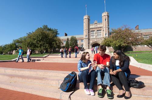 Washington University in St Louis Best INTJ School