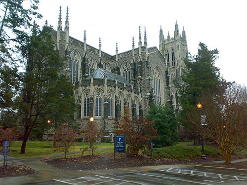 Duke University Best ENTJ Colleges