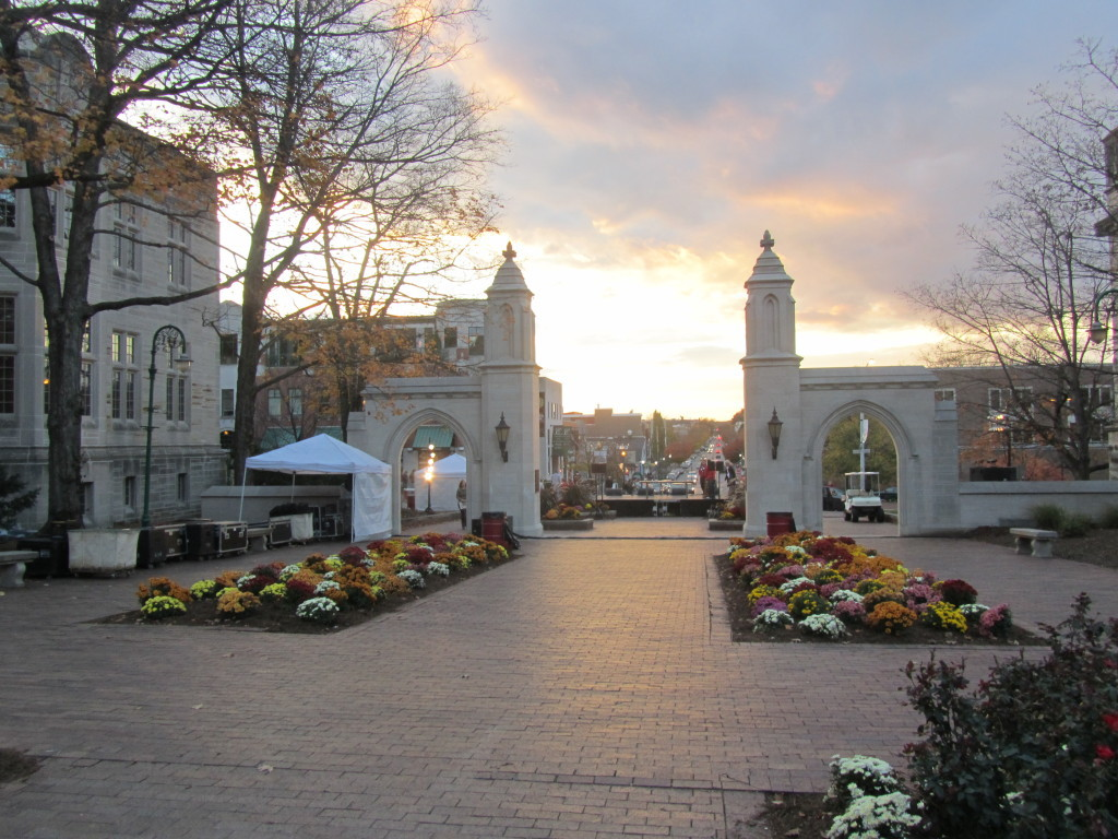 Indiana University Best ENTJ Colleges