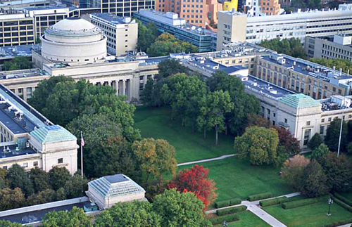 Massachusetts Institute of Technology Best ENTJ Colleges