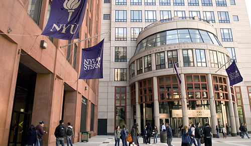 New York University Best ENTJ Colleges