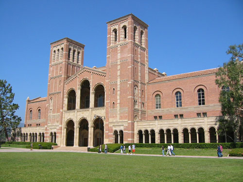 University of California Los Angeles Best ENTJ Colleges