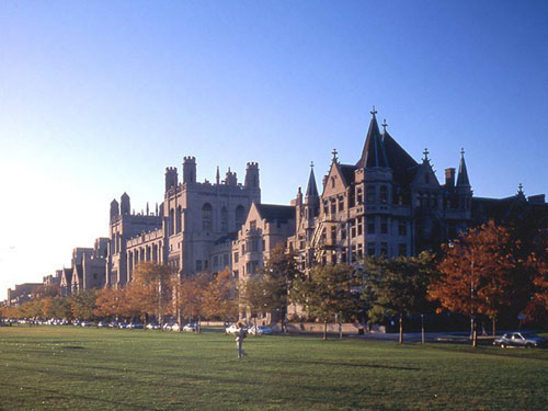 University of Chicago Best ENTJ Colleges