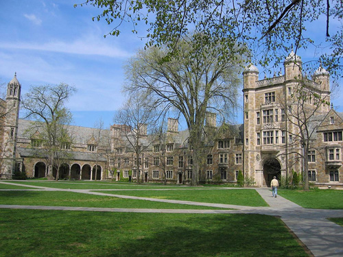 University of Michigan Best ENTJ Colleges