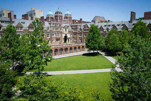 University of Pennsylvania Best ENTJ Colleges