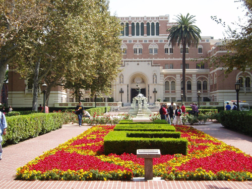 University of Southern California Best ENTJ Colleges