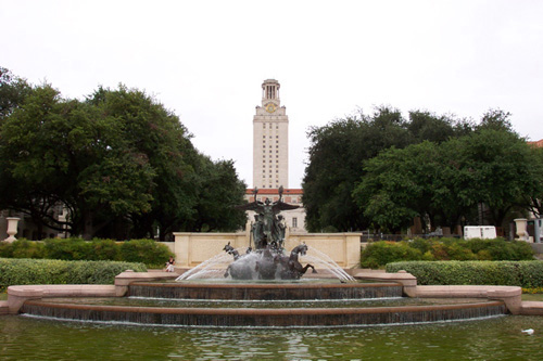 University of Texas Best ENTJ Colleges