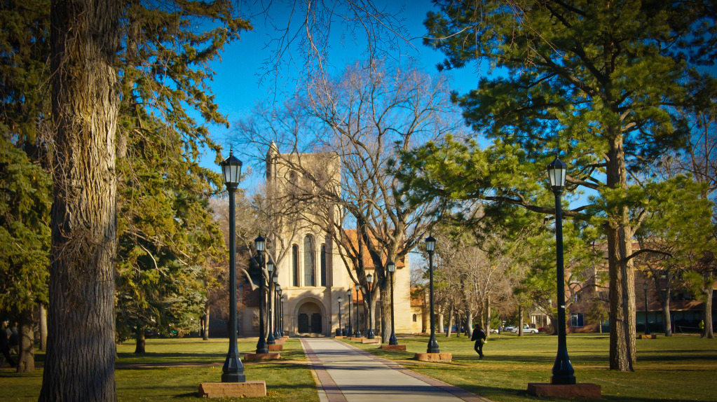 Colorado College Best ENFP Colleges