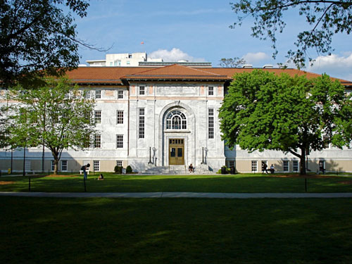 Emory University Best Small Colleges for INFJ
