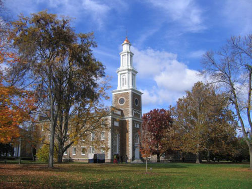 Hamilton College Best Small Colleges for INFJ