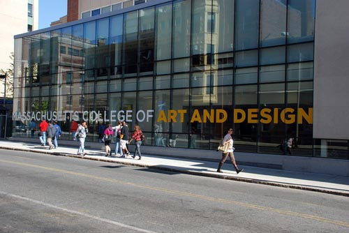 Massachusetts College of Art and Design Best Small Colleges for ESFP