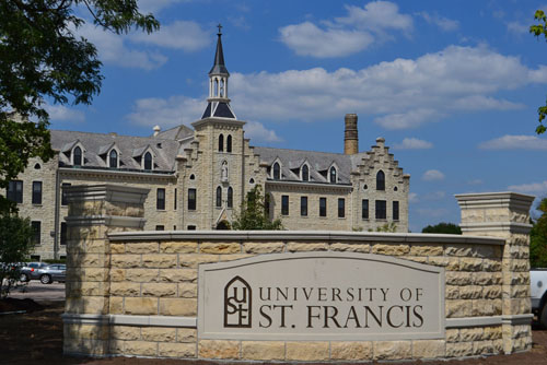 University of Saint Francis Best Small Colleges for ESFP