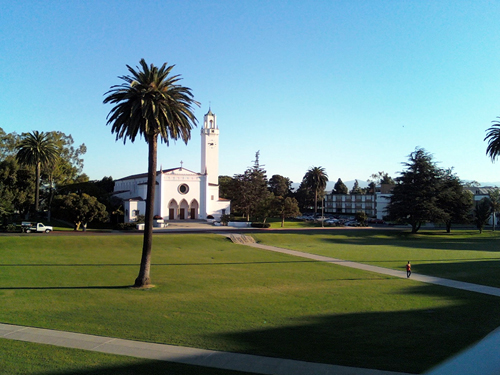 Loyola Marymount University Best School for ENFJ Personality