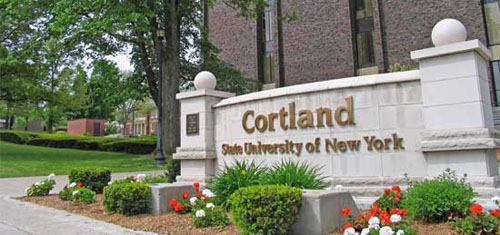 SUNY Cortland Best School for ENFJ Personality