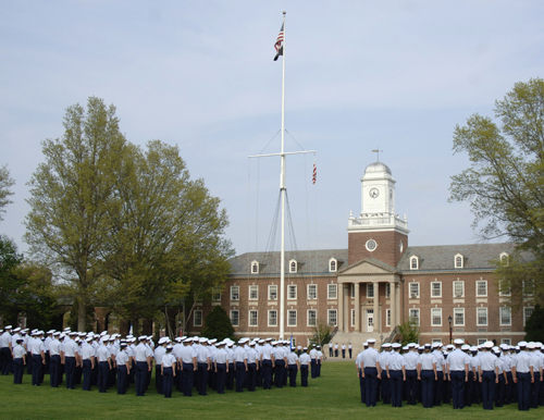 US Coast Guard Academy Best School for ISTJ