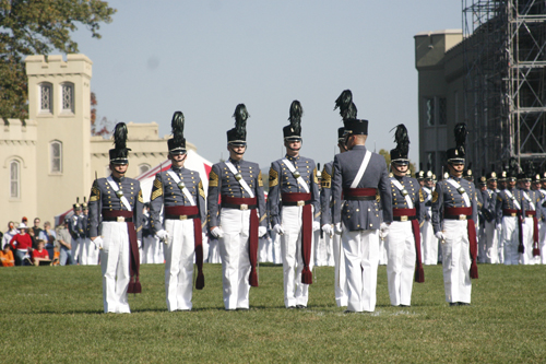 Virginia Military Institute Best School for ISTJ
