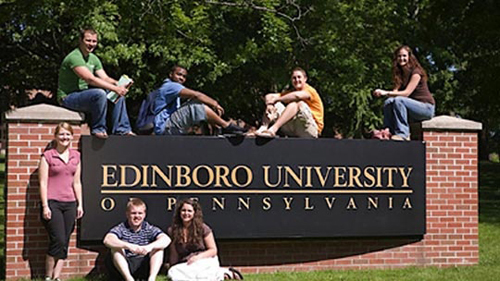 Edinboro University of Pennsylvania Best School for ENFJ Personality