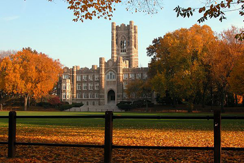 Fordham University Best School for ENFJ Personality
