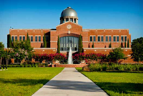 Houston Baptist University Best School for ENFJ Personality