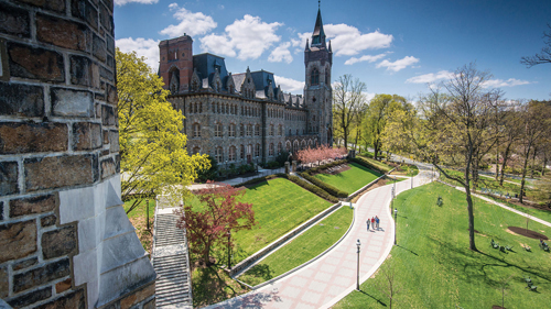 Lehigh University Best School for ESTP Personality