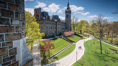 Lehigh University Best School for ISTJ