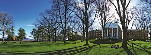 Amherst College Best ESTP College