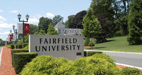 Fairfield University Best ESTP College