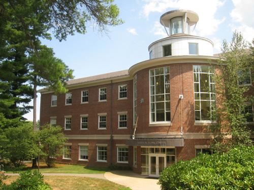 Babson College Best ESTP College