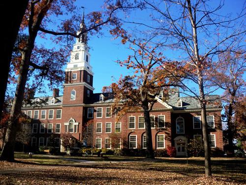 Berea College Best ESTP College