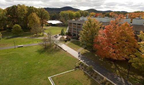 Hampshire College Best ESTP College