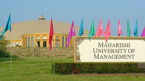 Maharishi University of Management Best ESTP College
