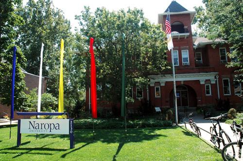 Naropa University Best ESTP College