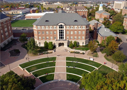 University of Dayton Best ESTP College