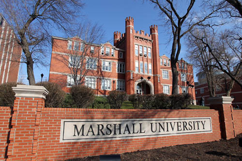 Marshall University Best College for ISTP Personality