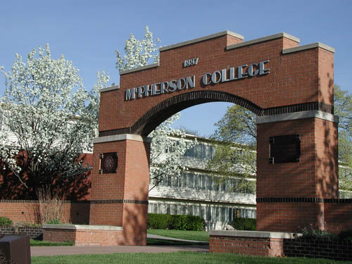 McPherson College Best College for ISTP Personality