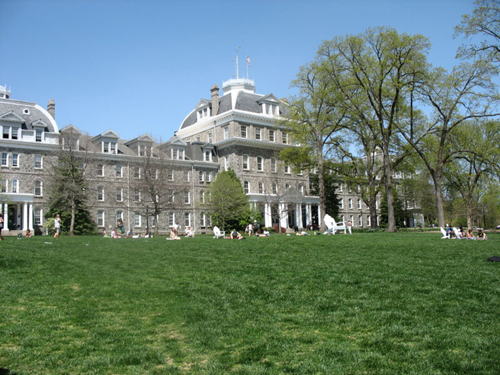 Swarthmore College Best ISFJ College