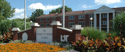 University of Tennessee Martin Best College for ISTP Personality