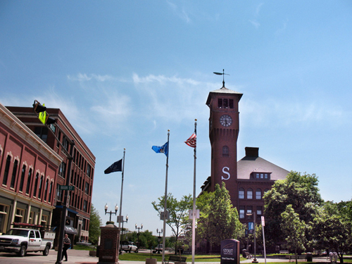 University of Wisconsin Stout Best College for ISTP Personality