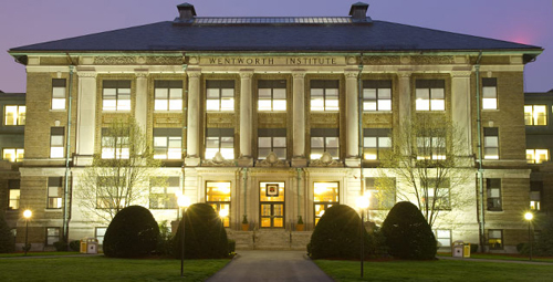 Wentworth Institute of technology Best College for ISTP Personality