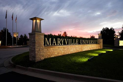Maryville University Best Small Colleges for ESFP