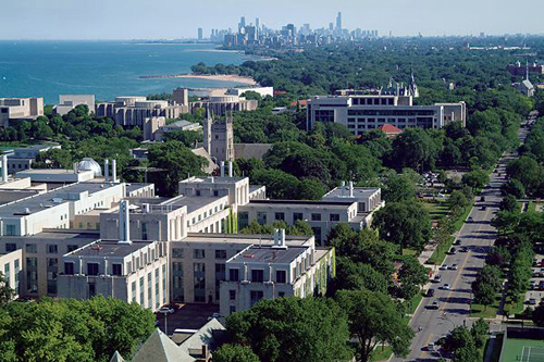 Northwestern University Best Small Colleges for ESFP