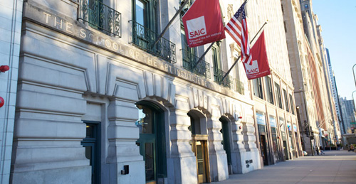 School of the Art Institute of Chicago Best Small Colleges for ESFP