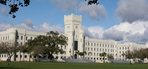 The Citadel Best School for ISTJ